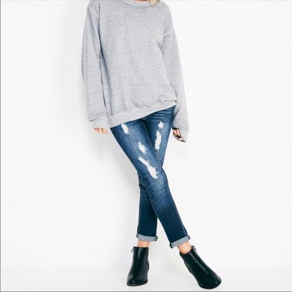 flle Denim - Skinny boyfriend jeans 💕💕💕💕💕💕